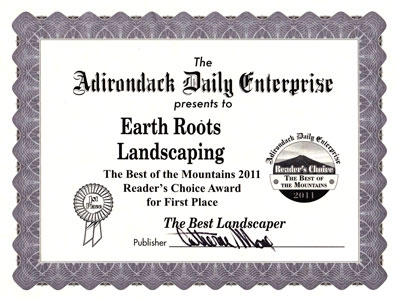 Earth Roots - Lake Placid Landscaping - Lake Placid, New York - Adirondacks 001